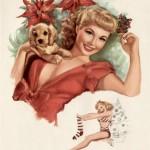 vintage-xmas-pinup-1954-with-dog-and-stocking (Medium)