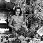 1950s xmas Paulette Goddard (Medium)